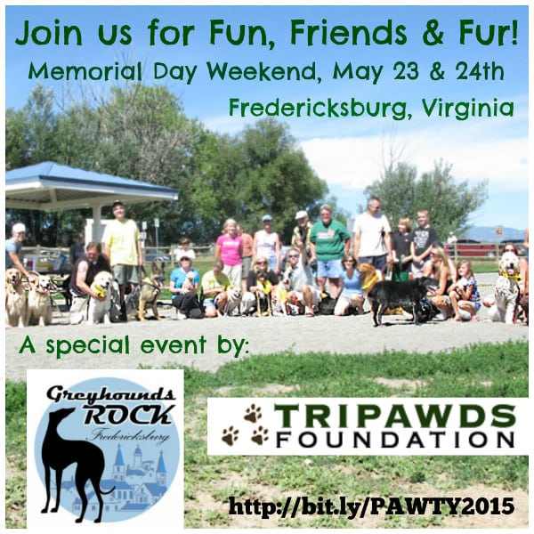 Tripawds 2015 Virgina Party Info