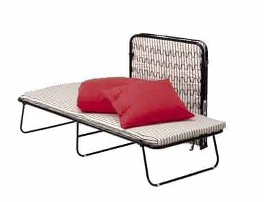 Folding guest bed perfect for tripod dog