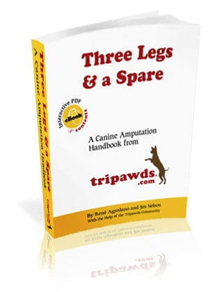 Three Legs and a Spare Canine Amputation Guide