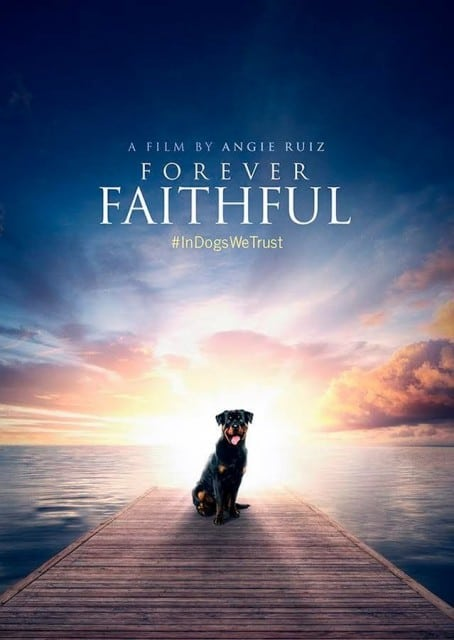 Forever Faithful Dog Cancer Movie