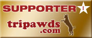 Tripawds Supporter Badge