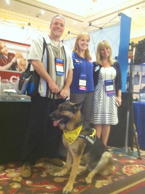 AAHA, American Animal Hospital Association, Tripawds, Blog Paws