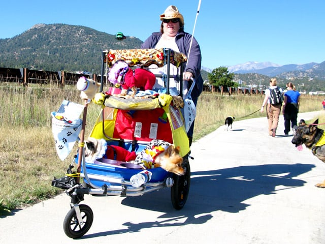 Morris Animal Foundation K9K Walk Estes Park, CO