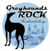 Greyhounds Rock pet cancer awareness group Virginia