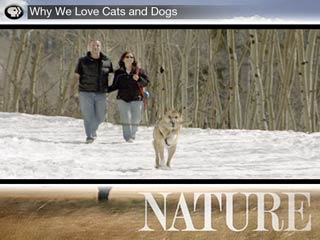 Tripawds on Nature/PBS