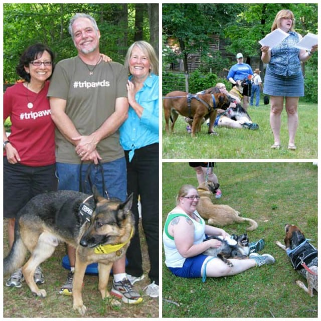 Amputee pets honor cancer survivors Virginia