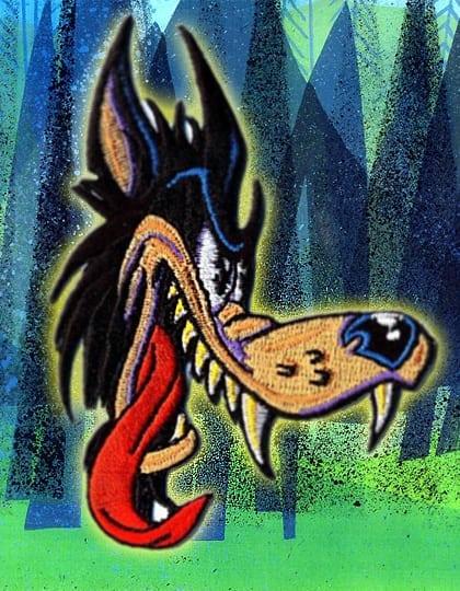 Big Bad Wolf, Not!