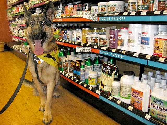Only Natural Pet Holsitic Dog Supplments Coupon Savings