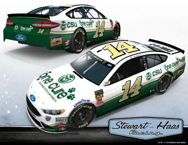 #OneCancerOneCure Stewart-Haas