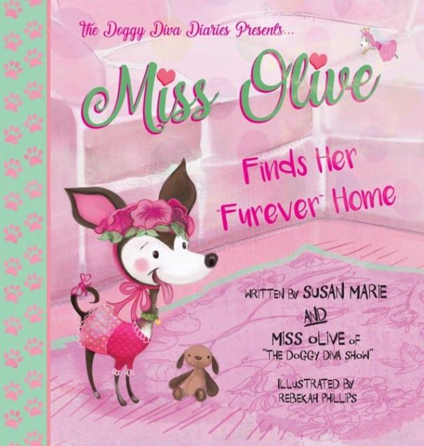 Tripawd star Miss Olive
