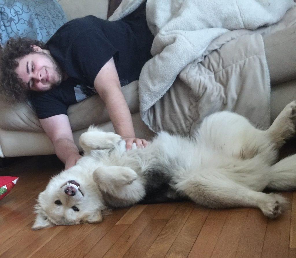 Russia Rescue Dog Dasha
