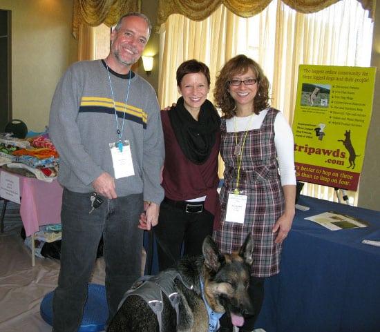 Jim, Heather and Rene