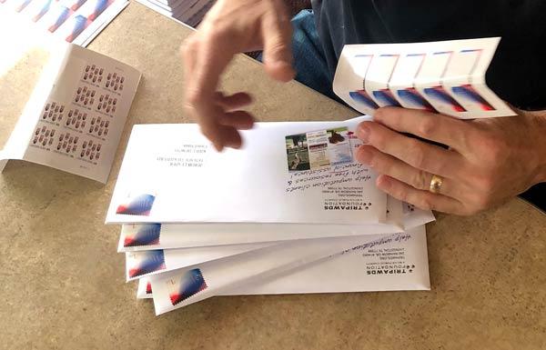 Tripawds Mailing