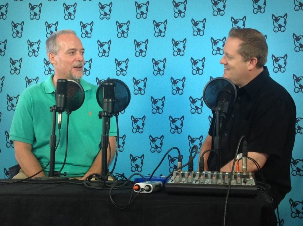 Tripawds Admin Jim Nelson on Pet World Insider Radio