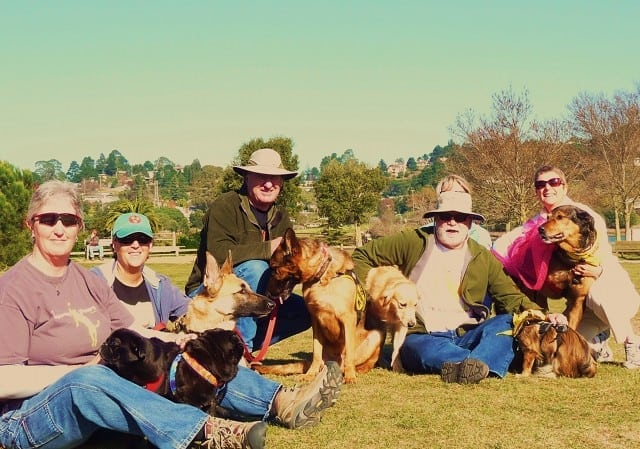 Northern California Tripawds Party
