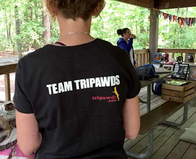 Tripawd, t-shirt, gifts